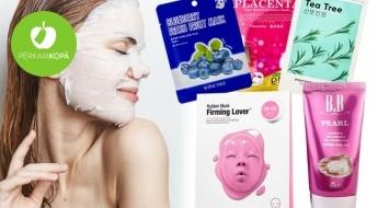 Veikals MIMIKO piedāvā: kvalitatīvā Korejas kosmētika sejas un ķermeņa kopšanai