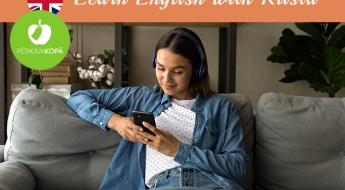 Audio kurss angļu valodas apguvei - mācies valodu sev vēlamajā laikā un atbilstoši savam zināšanu līmenim