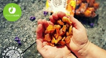 Radīts Latvijā! GRANBERRY dabīgie un veselīgie gardumi: sulas, sīrupi, sukādes un šokolādes našķi