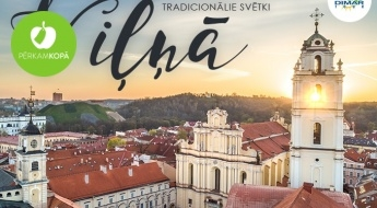 Vienas dienas tūre uz LIETUVU: Kaziukas - tradicionālie lietuviešu svētki Viļņā! 02.03.