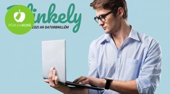BLINKELY brilles darbam ar datoru: briļļu ietvari un zilo gaismu bloķējošas lēcas