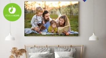 COPY PRO: foto kanvas ar Tevis izvēlētu unikālu attēlu - lieliska dāvana un papildinājums interjeram