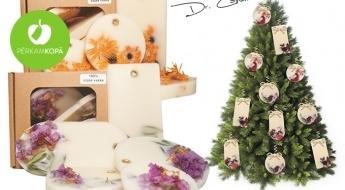 Ražots Latvijā! Eglīšu rotājumi no dabiska sojas vaska - 4 burvīgi Ziemassvētku aromāti