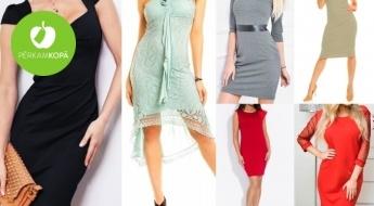 Skaistas un ērtas kleitas dažādām gaumēm - ikdienai un svētkiem