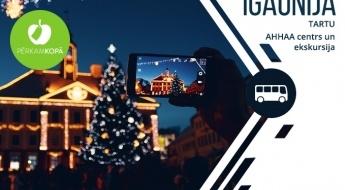 Vienas dienas brauciens uz Tartu ar iespēju apmeklēt AHHAA centru un piedalīties gida vadītā ekskursijā pa pilsētu