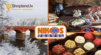 NIKOS travel: 02.12.2017. Ziemas festivāls «Notici brīnumam Kuldīgā», Pūres šokolāde un Lāču maiznīca