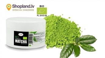 MATCHA zaļās tējas pulveris (100 g)