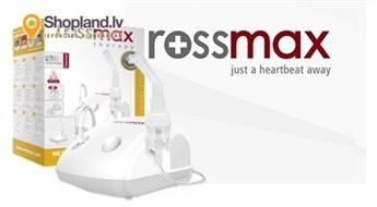 Kompresijas inhalators Rossmax NE100!