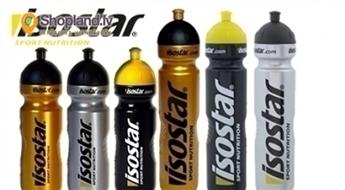 Dažāda tilpuma ISOSTAR sporta pudeles
