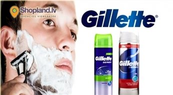 Gillette Series skūšanas gēls (200 ml)