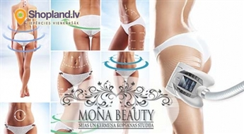 Mona Beauty: LPG lipomasāža, kavitācija un biostimulācija ar jaunākas paaudzes aparātu LPG Cellu M6 Integral 2