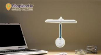 LED galda lampa ar touch sensoru un akumulatoru!