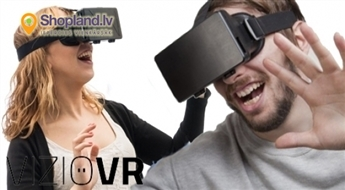 Virtuālās realitātes brilles VIZIOVR 210!